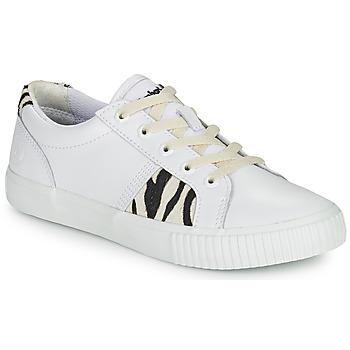 Sapatos Mulher Sapatilhas Timberland SKYLA BAY OXFORD Branco