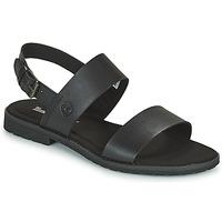 Sapatos Mulher Sandálias Timberland CHICAGO RIVERSIDE 2 BAND Preto