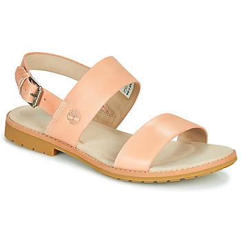 Sapatos Mulher Sandálias Timberland CHICAGO RIVERSIDE 2 BAND Rosa