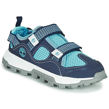 Sapatos Criança Sandálias Timberland TREELINE FISHERMAN Azul