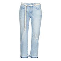 Textil Mulher Gangas ¾ & 7/8 Desigual PONDIO Azul