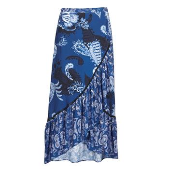 Textil Mulher Saias Desigual NEREA Azul