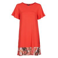 Textil Mulher Vestidos curtos Desigual KALI Vermelho