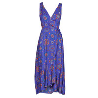 Textil Mulher Vestidos compridos Desigual SANTORINI Marinho