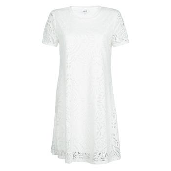 Textil Mulher Vestidos curtos Desigual NILO Branco