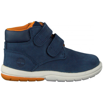 Sapatos Criança Botas Timberland Toddletracks hl boot Azul