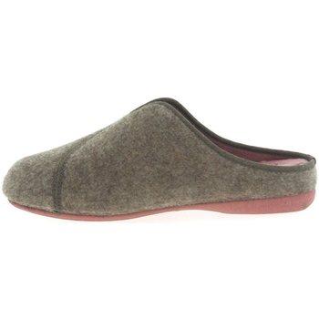 Sapatos Homem Chinelos Roal Zapatillas de Casa  9021 Beig Bege