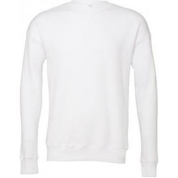 Textil Sweats Bella + Canvas BE045 Branco