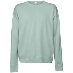 Textil Sweats Bella + Canvas BE045 Dusty Blue