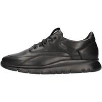 Sapatos Homem Sapatilhas de cano-alto Frau 09L0 Preto