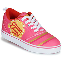Sapatos Rapariga Sapatilhas com rodas Heelys CHUPA CHUPS PRO 20 Rosa / Branco