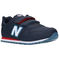 Sapatos Rapaz Sapatilhas New Balance IV500RNR/YV500RNR Niño Azul marino bleu