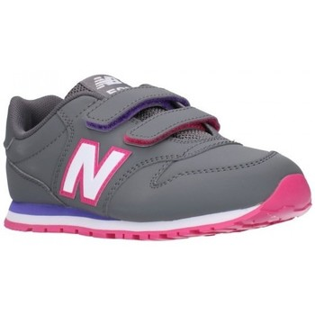 Sapatos Rapaz Sapatilhas New Balance IV500RGP/YV500RGP Niño Gris gris
