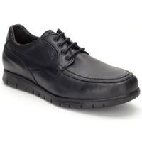 Sapatos Homem Sapatos Keelan Calzados Sandalia de piel de mujer by TROPPA (R.ST) Noir