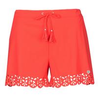 Textil Mulher Shorts / Bermudas Banana Moon MEOW Vermelho