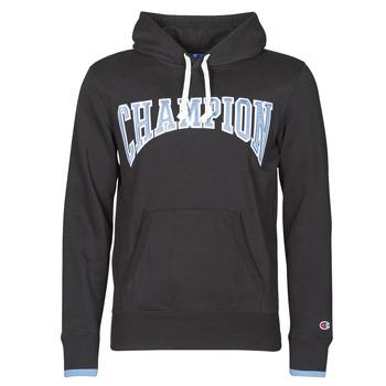 Textil Homem Sweats Champion 215747 Preto / Azul