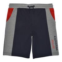 Textil Rapaz Shorts / Bermudas Kaporal MAKI Marinho