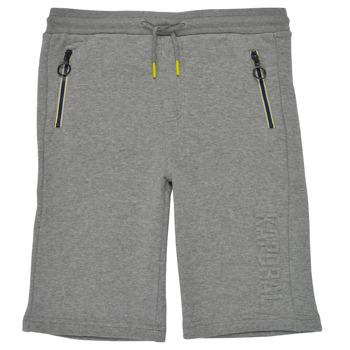 Textil Rapaz Shorts / Bermudas Kaporal MATYS Cinza
