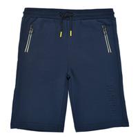 Textil Rapaz Shorts / Bermudas Kaporal MATYS Marinho