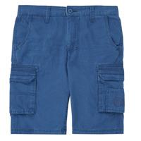 Textil Rapaz Shorts / Bermudas Kaporal MEDEN Azul