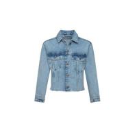 Textil Rapariga casacos de ganga Pepe jeans NICOLE JACKET Azul