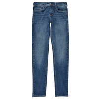 Textil Rapaz Gangas Skinny Pepe jeans FINLY Azul