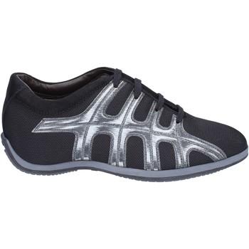 Sapatos Mulher Sapatilhas Hogan BK587 Preto