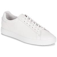 Sapatos Sapatilhas Clae BRADLEY Branco