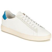 Sapatos Sapatilhas Clae BRADLEY CALIFORNIA Branco / Azul
