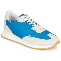 Sapatos Sapatilhas Clae RUNYON Azul / Cinza