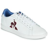 Sapatos Homem Sapatilhas Le Coq Sportif MASTER COURT Branco / Azul