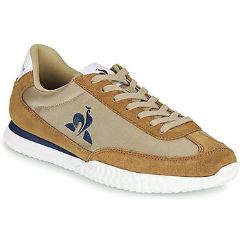 Sapatos Homem Sapatilhas Le Coq Sportif VELOCE Castanho / Azul