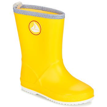 Sapatos Criança Botas de borracha Be Only CORVETTE Amarelo
