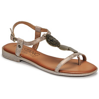 Sapatos Mulher Sandálias Mustang ANITTA Bronze