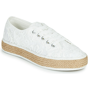Sapatos Mulher Sapatilhas Banana Moon ECHA MURRAY Branco