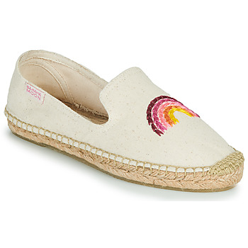 Sapatos Mulher Alpargatas Banana Moon THAIS MAWERA Bege