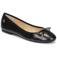 Sapatos Mulher Sabrinas Lauren Ralph Lauren JAYNA Preto