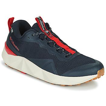 Sapatos Homem Sapatos de caminhada Columbia FACET 15 OD Preto / Vermelho