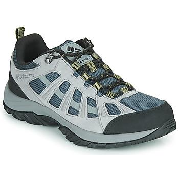 Sapatos Homem Sapatos de caminhada Columbia REDMOND III Cinza