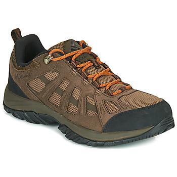 Sapatos Homem Sapatos de caminhada Columbia REDMOND III Castanho