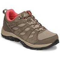 Sapatos Mulher Sapatos de caminhada Columbia REDMOND III WATERPROOF Castanho