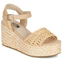 Sapatos Mulher Alpargatas Elue par nous JISPY Bege