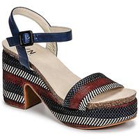 Sapatos Mulher Sandálias Elue par nous JOKARY Azul