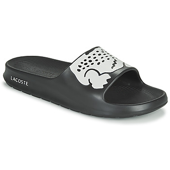 Sapatos Homem chinelos Lacoste CROCO 2.0 0721 2 CMA Preto / Branco