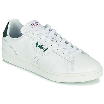 Sapatos Homem Sapatilhas Lacoste MASTERS CLASSIC 07211 SMA Branco / Verde