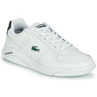 Sapatos Homem Sapatilhas Lacoste GAME ADVANCE 0721 2 SMA Branco / Azul