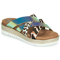 Sapatos Mulher Chinelos Metamorf'Ose JAKOUTE Multicolor