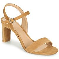 Sapatos Mulher Sandálias Perlato 11797-CAM-CAMEL Camel