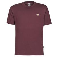 Textil Homem T-Shirt mangas curtas Dickies MAPLETON Bordô