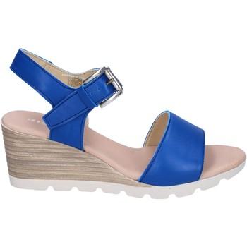 Sapatos Mulher Sandálias Rizzoli Sandálias BK597 Azul